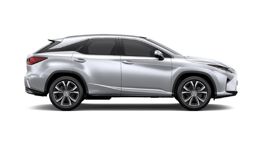 Lexus  RX Platinum Silver Metallic Colour