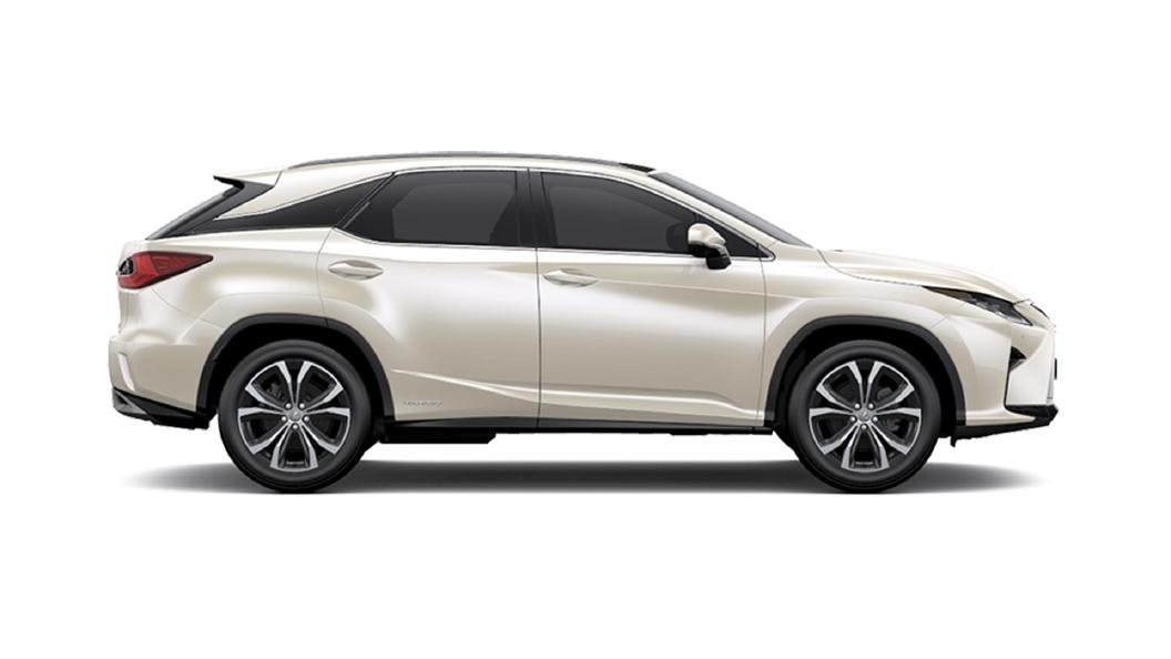 Lexus  RX Sleek Ecru Metallic Colour