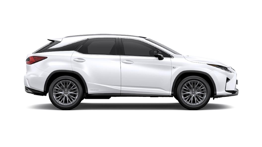 Lexus  RX White Nova Glass Flake Colour