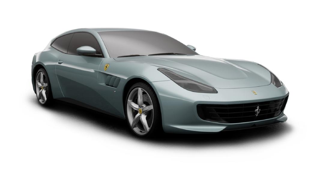 Ferrari  GTC4 Lusso Grigio Alloy Colour