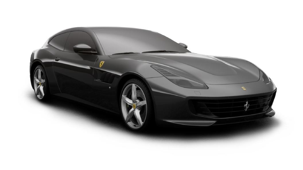 Ferrari  GTC4 Lusso Grigio Silverstone Colour