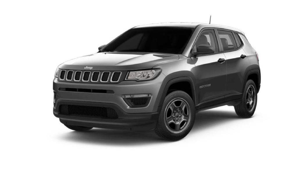 Jeep  Compass Magnesio Grey  Colour