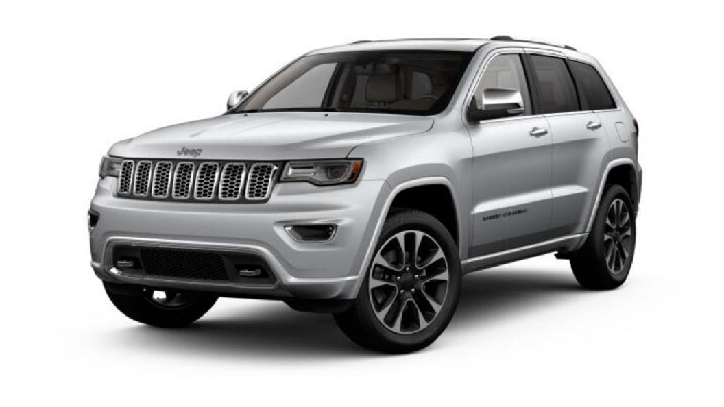 Jeep  Grand Cherokee Billet Silver Colour