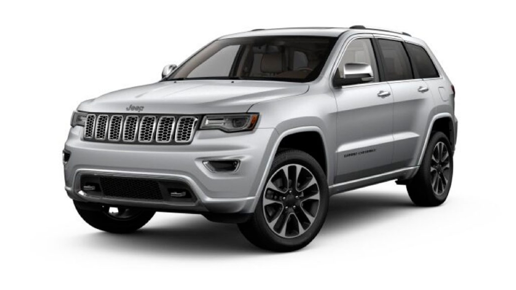 Jeep  Grand Cherokee Billet Silver Colour