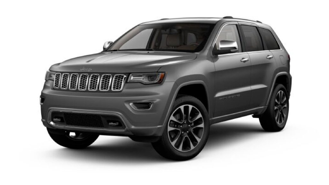 Jeep  Grand Cherokee Granite Crystal Colour