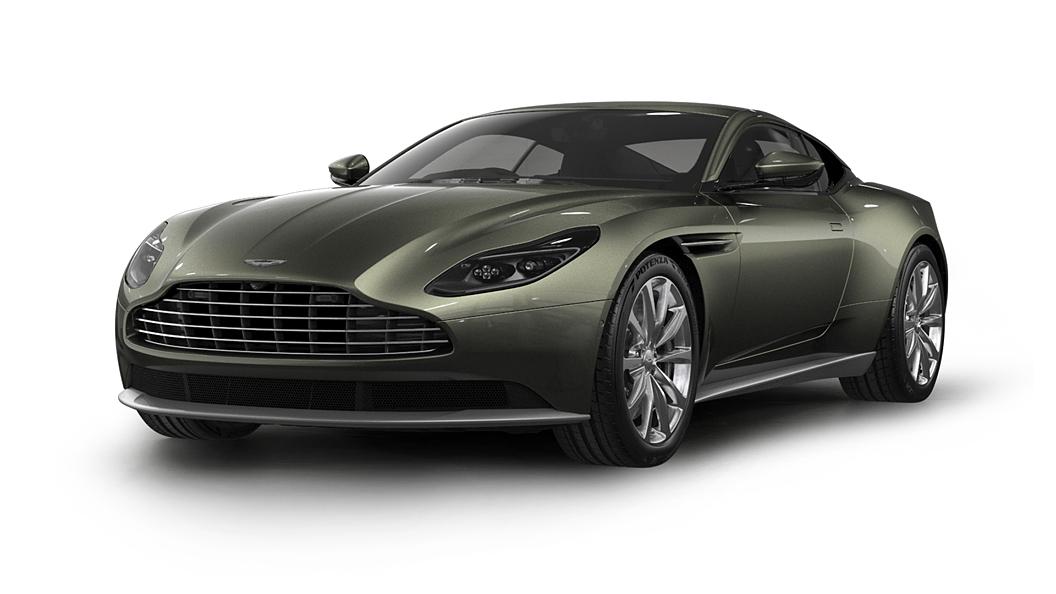 Aston Martin  DB11 Arden Green Colour