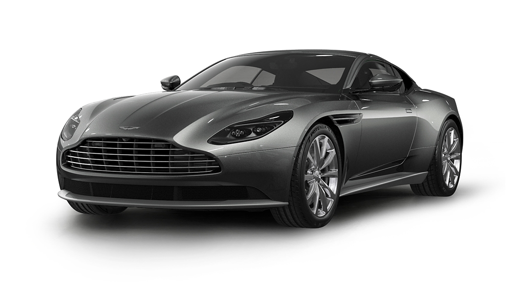 Aston Martin  DB11 Magnetic Silver Colour
