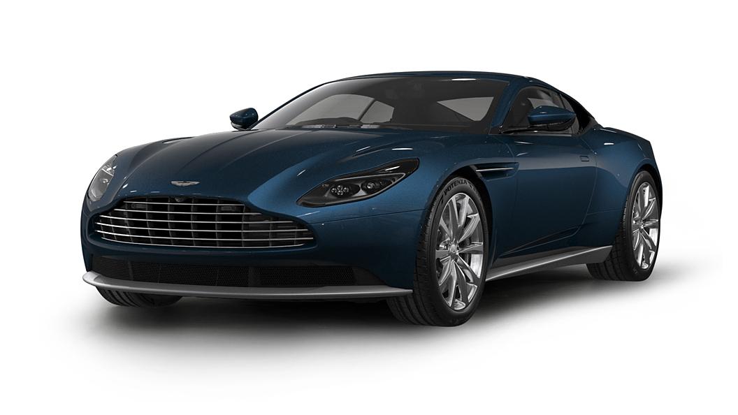 Aston Martin  DB11 Midnight Blue Colour