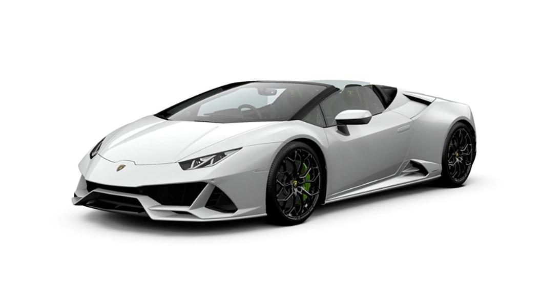 Lamborghini  Huracan Bianco Icarus Colour