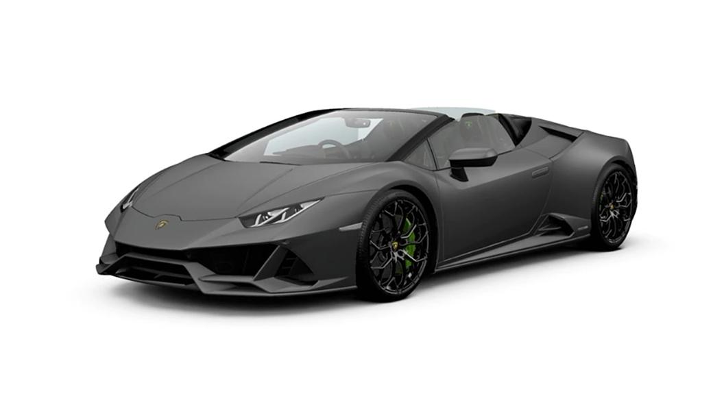 Lamborghini  Huracan Evo Grigio Titans Colour
