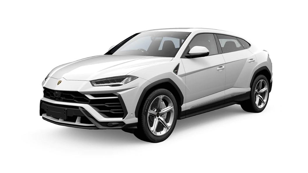 Lamborghini  Urus Bianco Icarus Colour