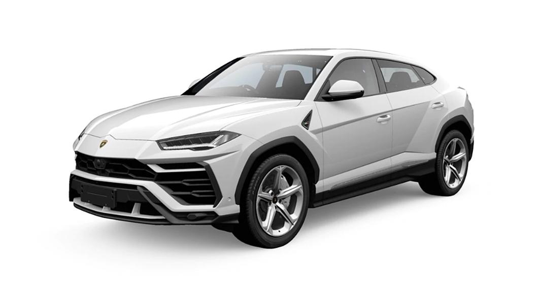 Lamborghini  Urus Bianco Monocerus Colour