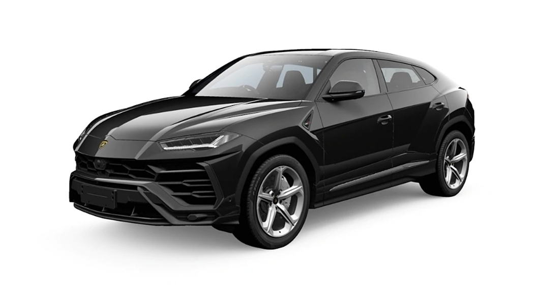 Lamborghini  Urus Nero Helene Colour