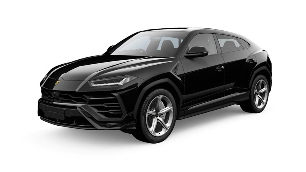Lamborghini  Urus Nero Noctis Colour