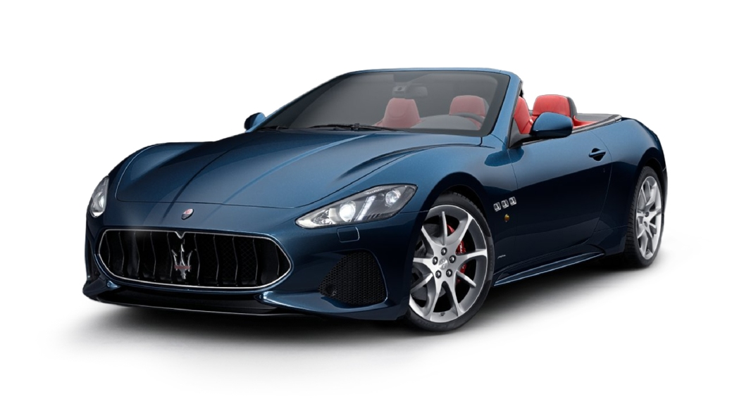 Maserati  GranCabrio Blu Assoluto Colour