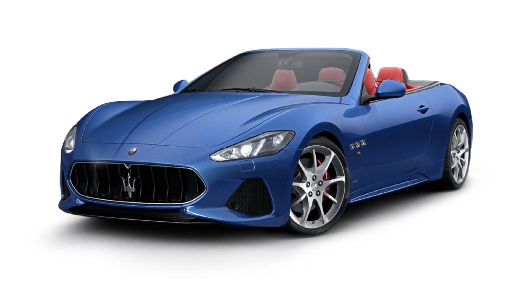 Maserati  GranCabrio Blu Sofisticato Colour