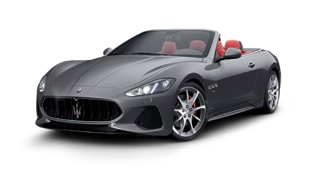 Maserati  GranCabrio Grigio Alfieri Colour
