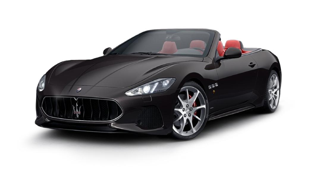 Maserati  GranCabrio Grigio Granito Colour