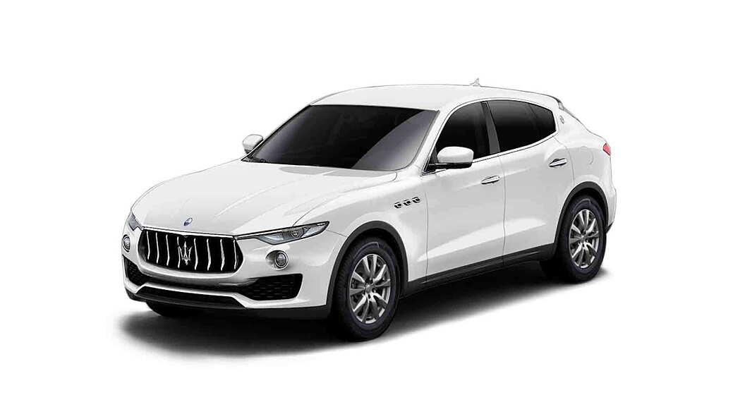 Maserati  Levante Bianco Colour