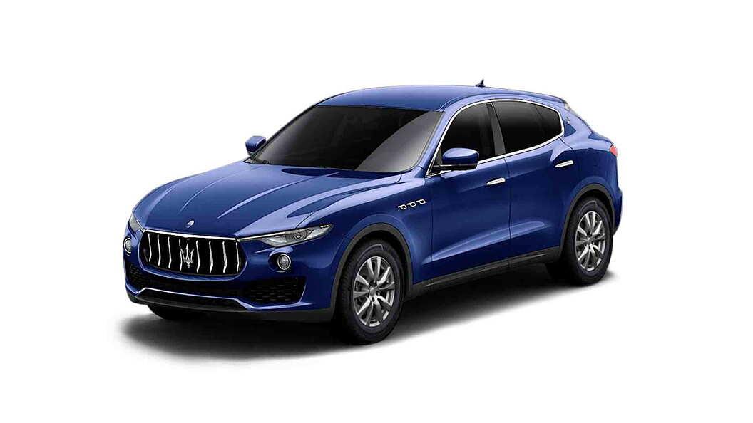 Maserati  Levante Blu Emozione Colour