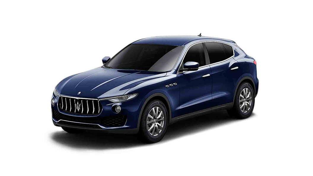 Maserati  Levante Blu Passione Colour