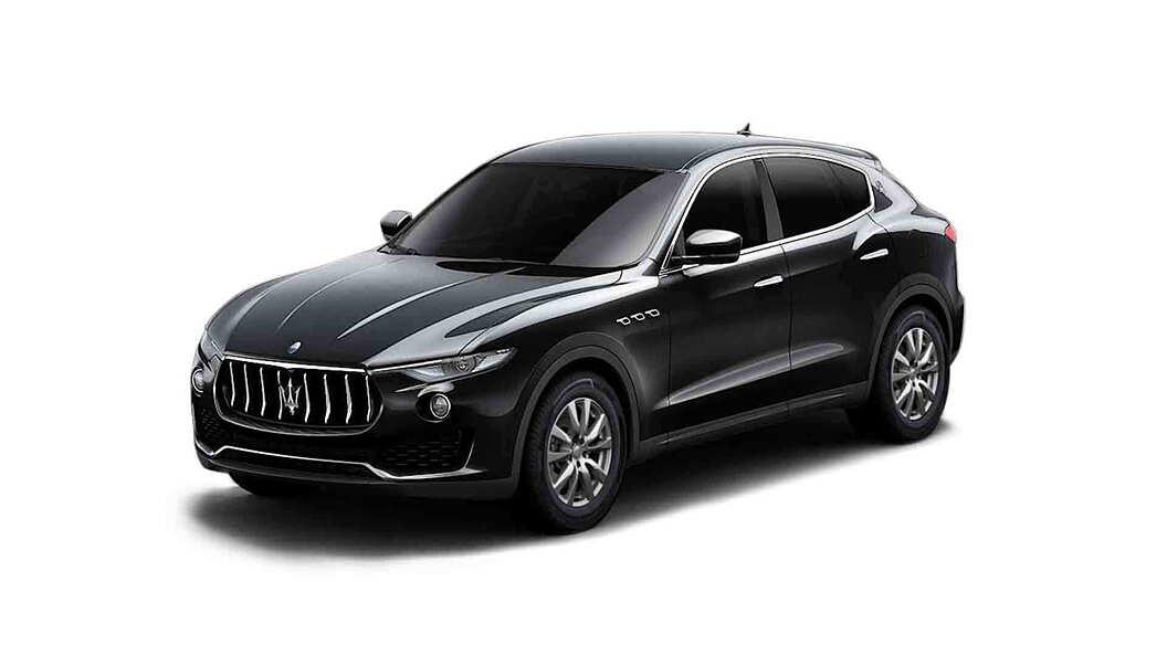 Maserati  Levante Nero Ribelle Colour