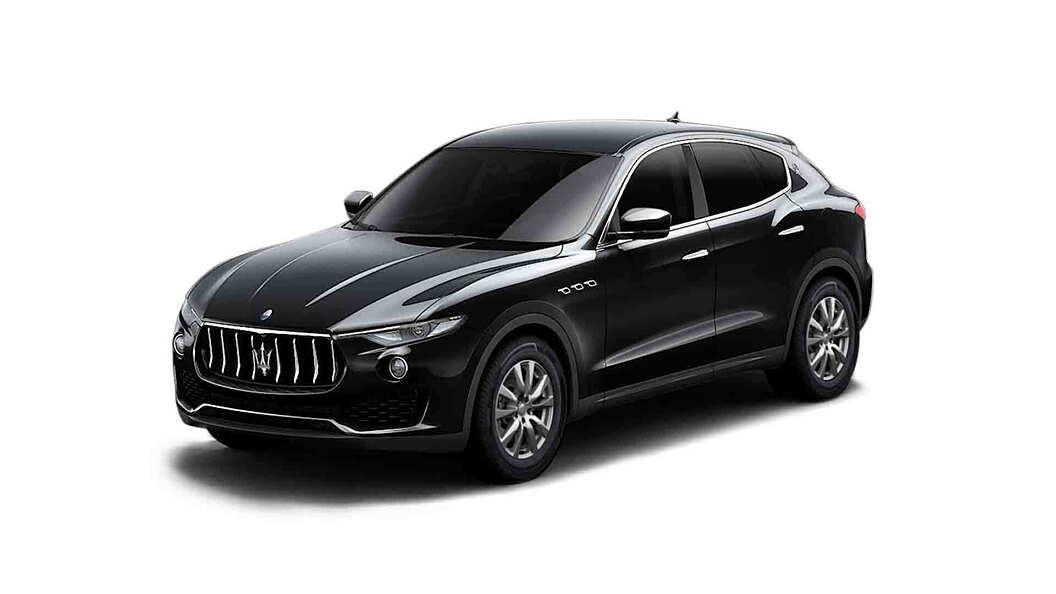 Maserati  Levante Nero Colour