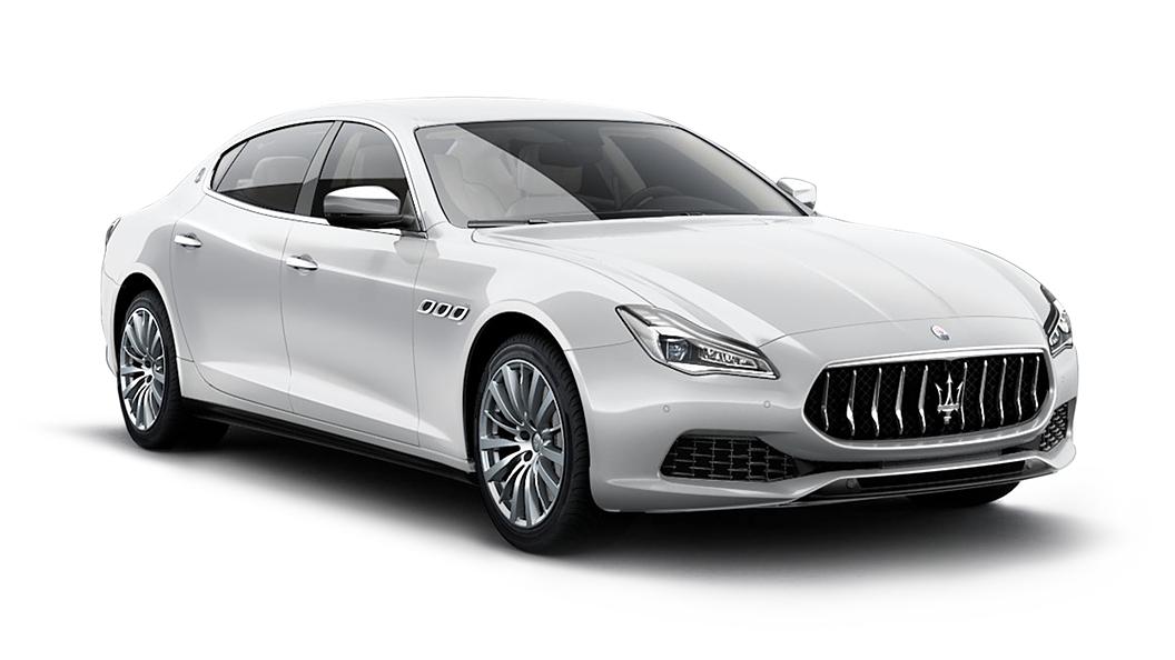 Maserati  Quattroporte Bianco Colour
