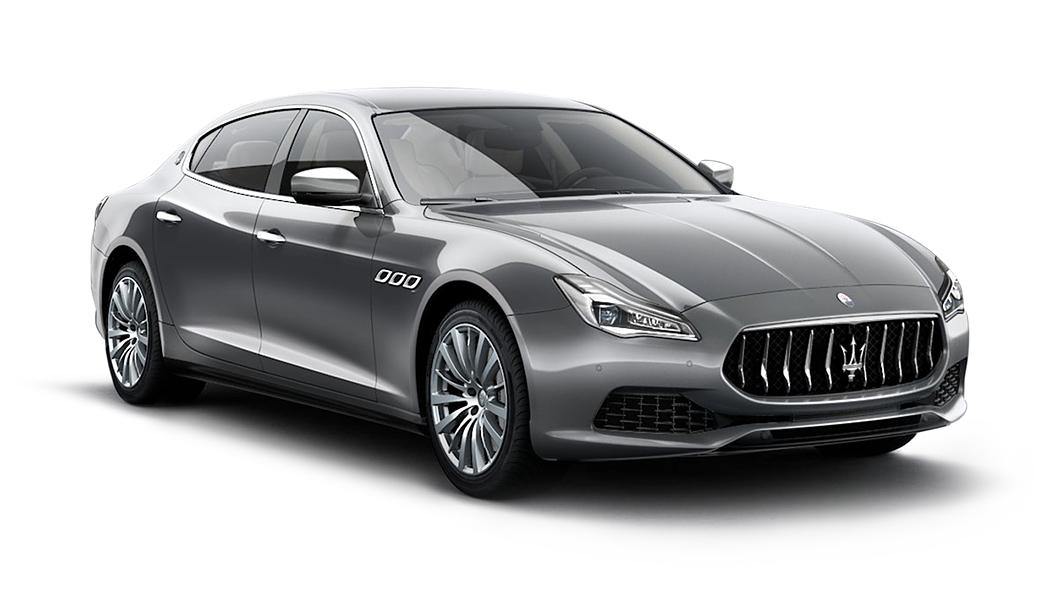Maserati  Quattroporte Grigio Colour