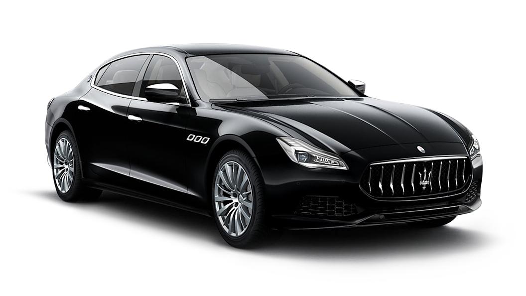 Maserati  Quattroporte Nero Colour