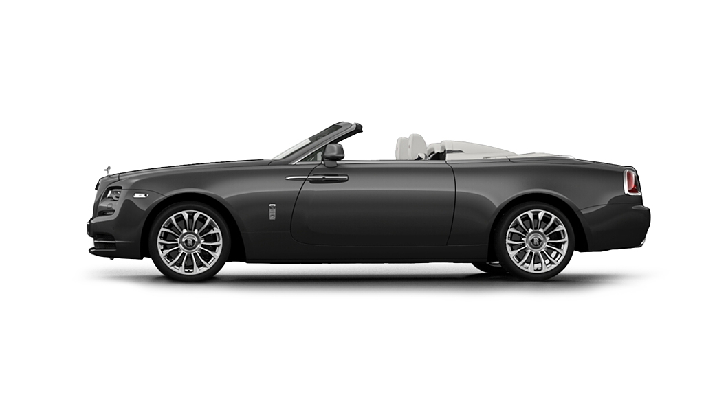 Rolls-Royce  Dawn Anthracite Colour