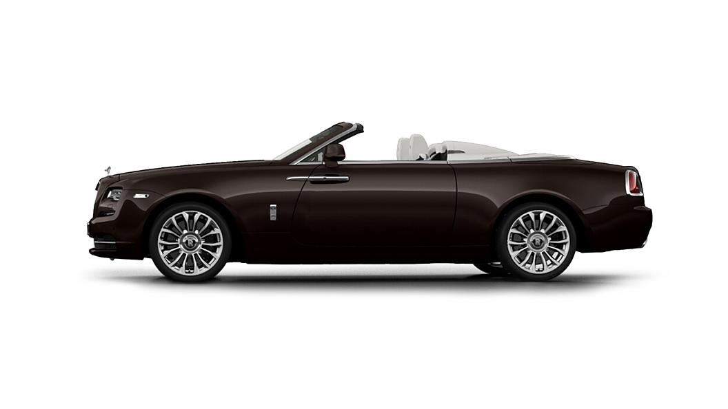 Rolls-Royce  Dawn Smokey Quartz Colour