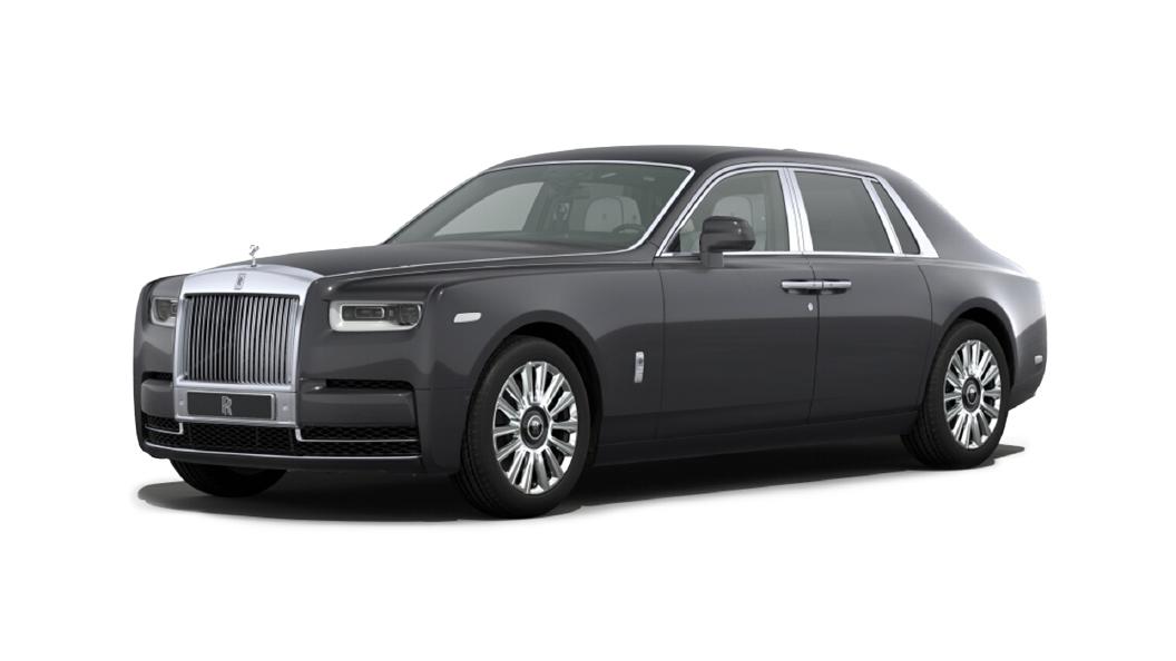 Rolls-Royce  Phantom Coupe Anthracite Colour