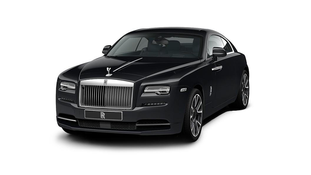 Rolls-Royce  Wraith Black Colour