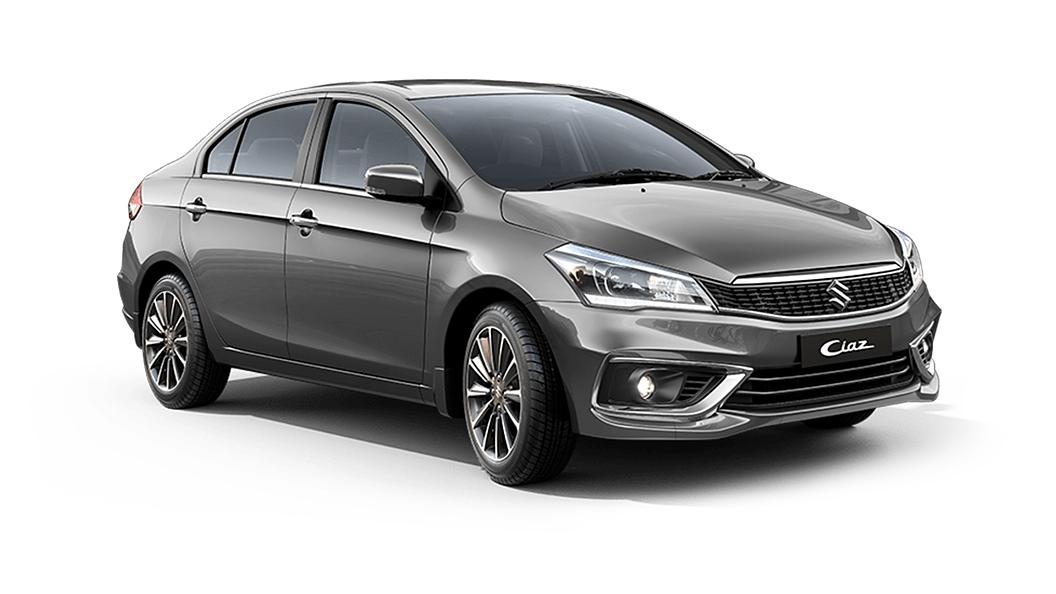 Maruti Suzuki  Ciaz Metallic Premium Silver Colour