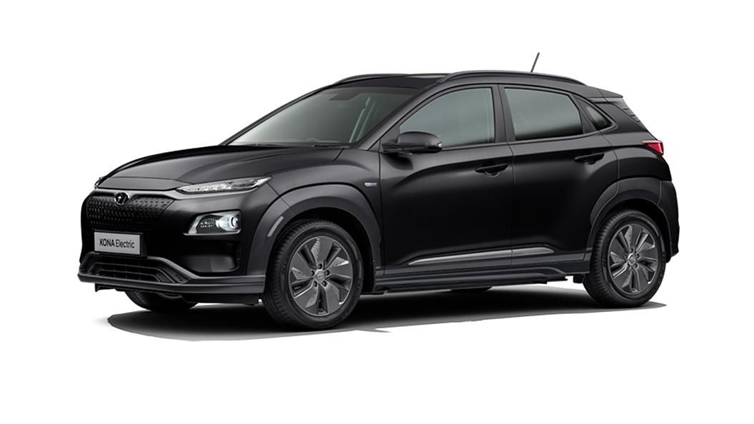 Hyundai  Kona Electric Phantom Black Colour
