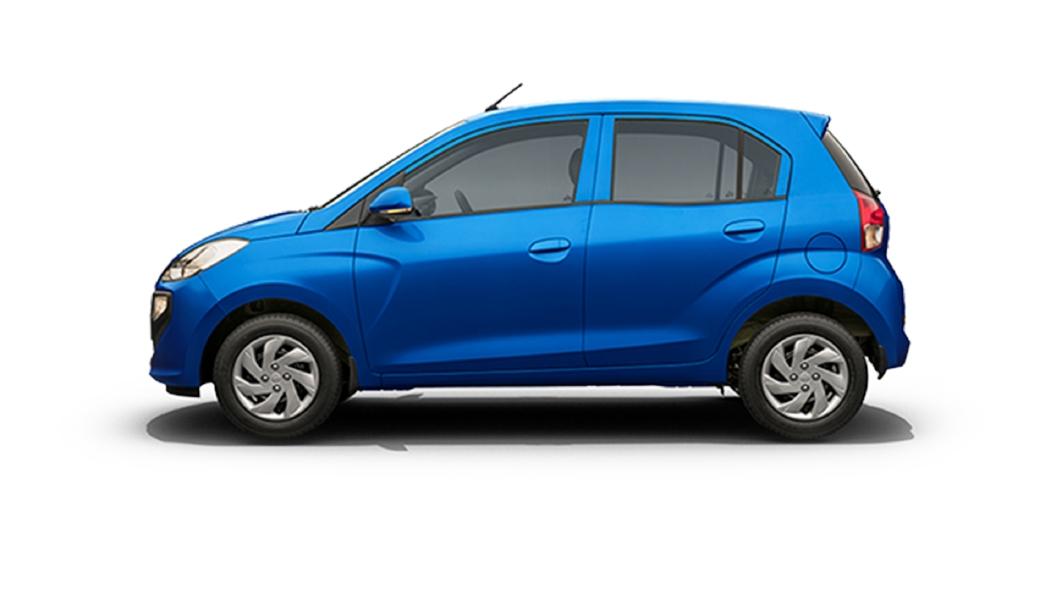 Hyundai  Santro Alpha Blue Colour