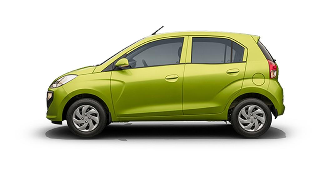 Hyundai  Santro Diana Green Colour