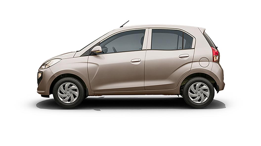 Hyundai  Santro Imperial Beige Colour