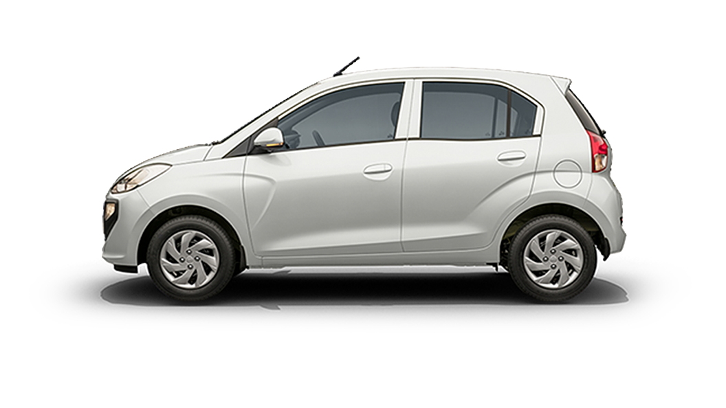 Hyundai  Santro Polar White Colour