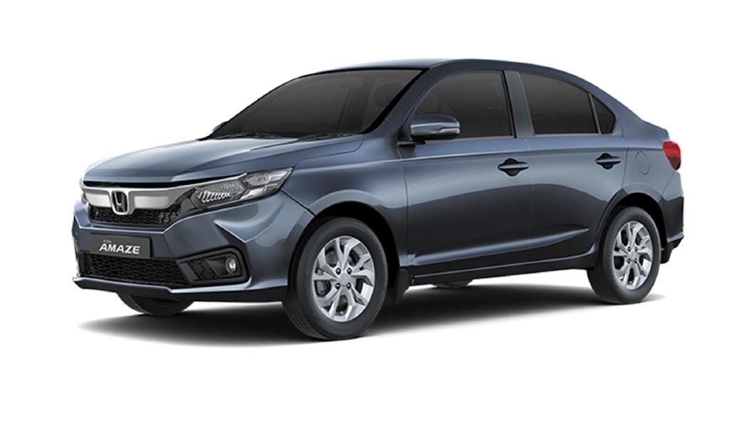 Honda  Amaze Modern Steel Metallic Colour
