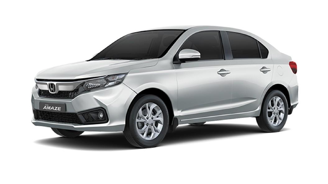 Honda  Amaze White Orchid Pearl Colour