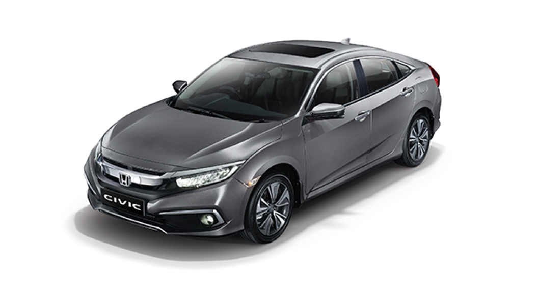Honda  Civic Modern Steel Metallic Colour