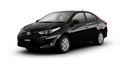 Toyota  Yaris Attitude Black Colour