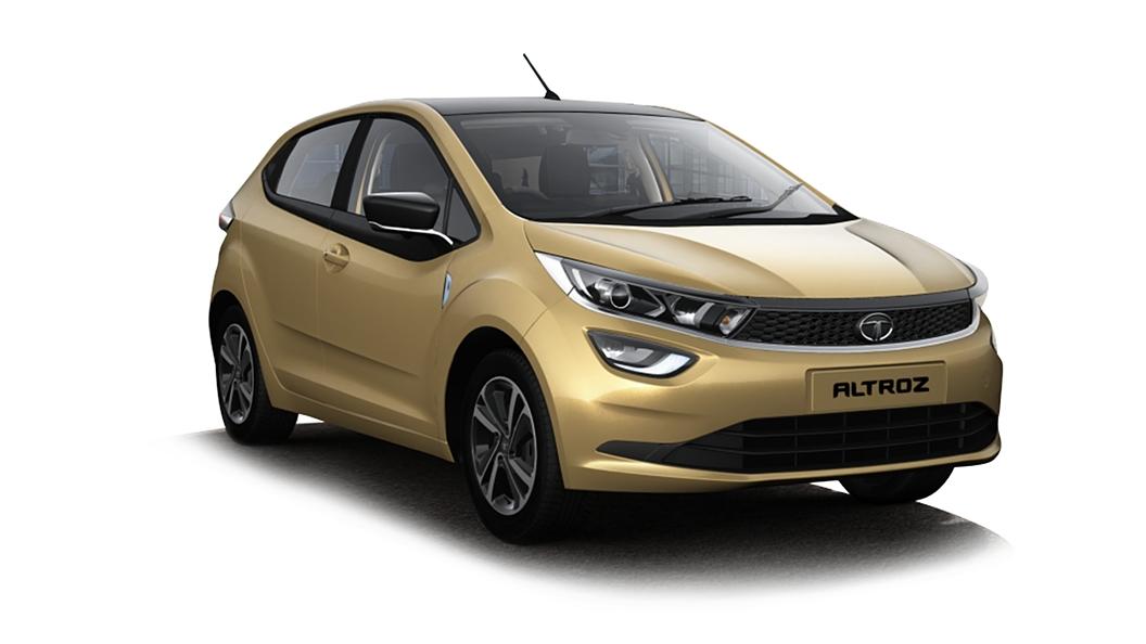 Tata  Altroz HighStreet Gold Colour