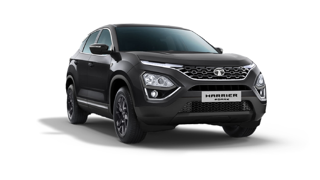 Tata  Harrier Atlas Black Colour
