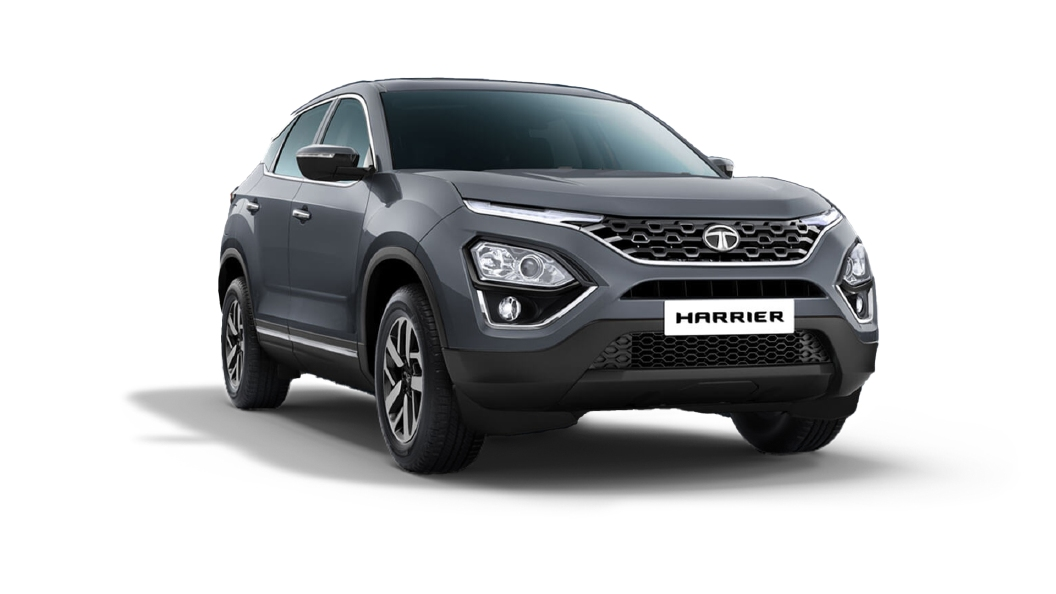 Tata  Harrier Telesto Grey Colour
