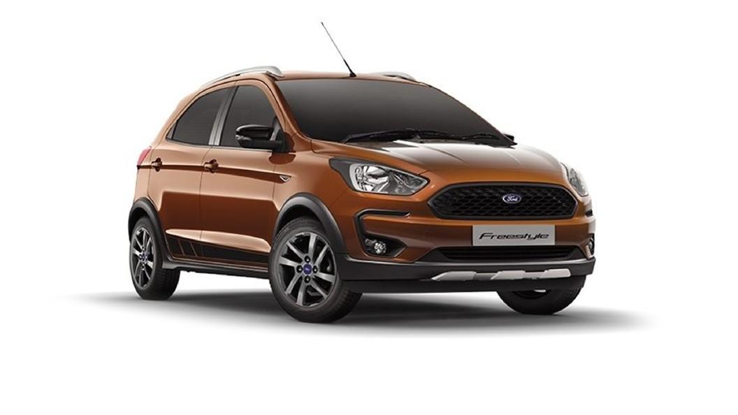 Ford  Freestyle Canyon Ridge Colour