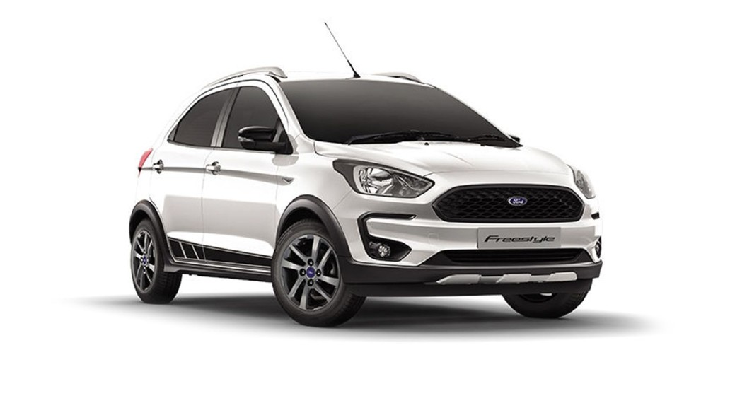 Ford  Freestyle Diamond White Colour