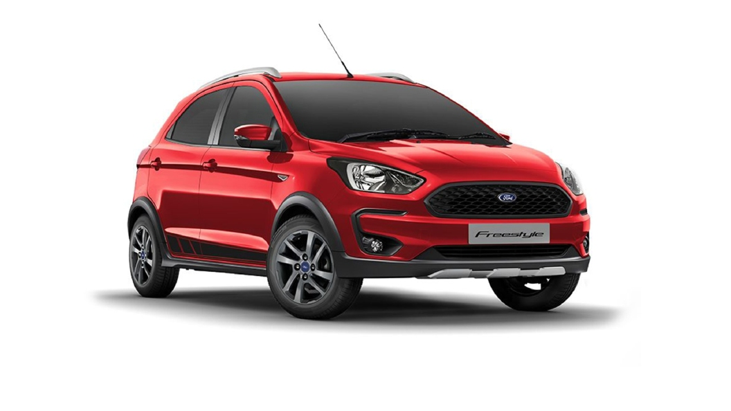 Ford  Freestyle Ruby Red Colour